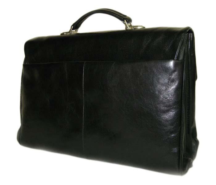 Мужской кожаный портфель - это не только современный атрибут.