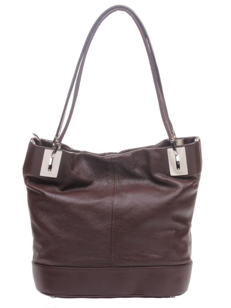 f39ee6a0bbb1 ... Сумка женская Mattioli кожаная коричневая купить в интернет-магазине  Шарпей. ...