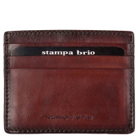 Картхолдер Stampa Brio 520-50546DKT Brown