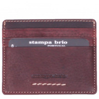 Картхолдер Stampa Brio 529-1533PF Brown