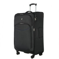 Чемодан Verage GM17026 w24 black M