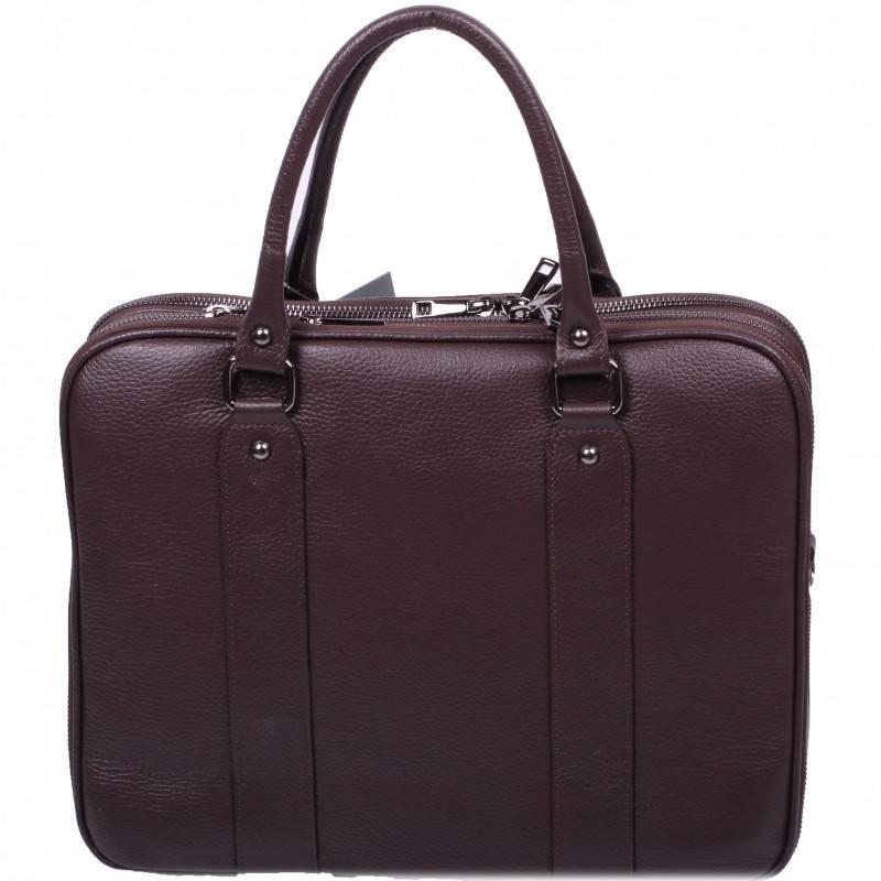 29270e95451f Сумка-портфель женская кожаная MiaDonna 0230 t.moro купить на ...