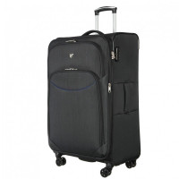 Чемодан Verage GM17026 w28 black L