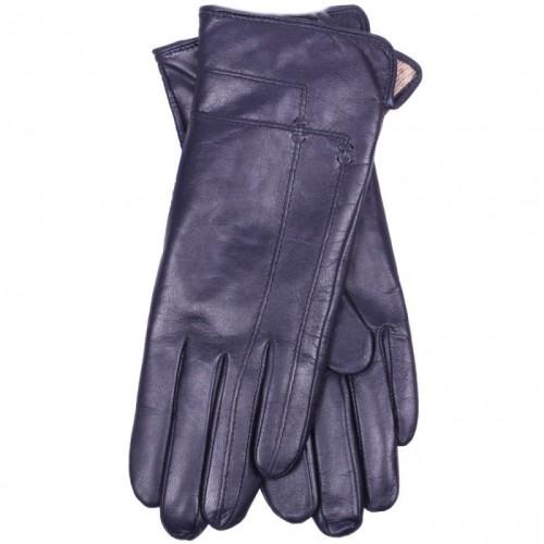 Перчатки женские Pitas 0489Z сирень Перчатки женские Pitas 0489Z сирень выполнены из мягкой натуральной кожи темно-фиолетового цвета. Материал подкладки – шерсть.
