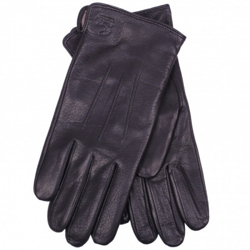 Перчатки мужские Harmon 616Z олень Перчатки мужские Harmon 616Z олень Выполнены из мягкой натуральной оленьей кожи черного цвета. Материал подкладки – шерсть.