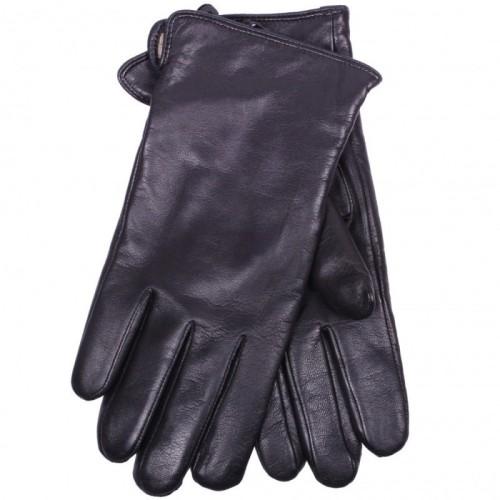 Перчатки мужские Pitas 1004Z Перчатки мужские Pitas 1004Z выполнены из мягкой натуральной кожи черного цвета. Материал подкладки – шерсть.