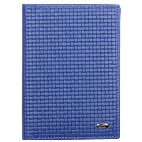 Бумажник водителя Petek 584-020 Royal blue