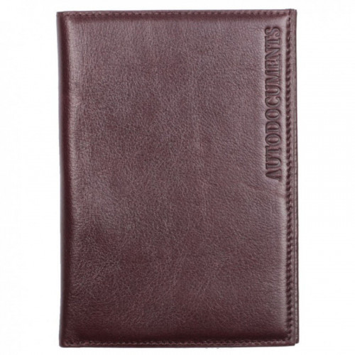 Бумажник водителя Domenico Morelli B002-K002 Brown