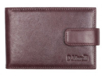 Визитница Domenico Morelli WZ02-K002 Brown