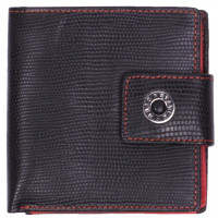 Кошелек Stampa Brio 914-3431L  Black/Orange